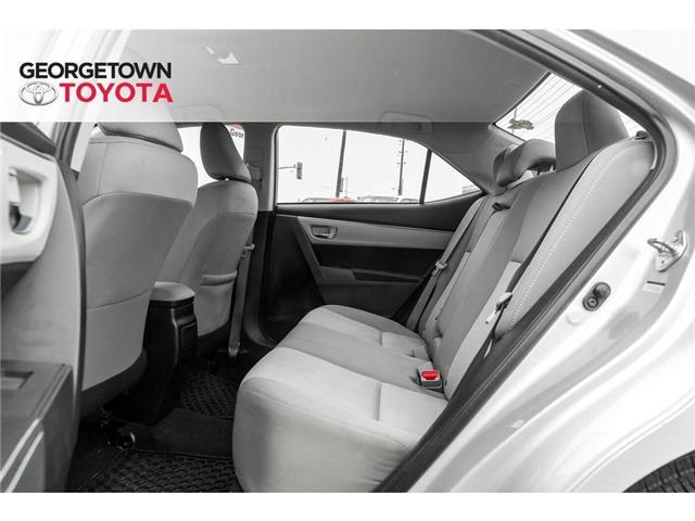 2015 Toyota Corolla  (Stk: 15-85129) in Georgetown - Image 16 of 20