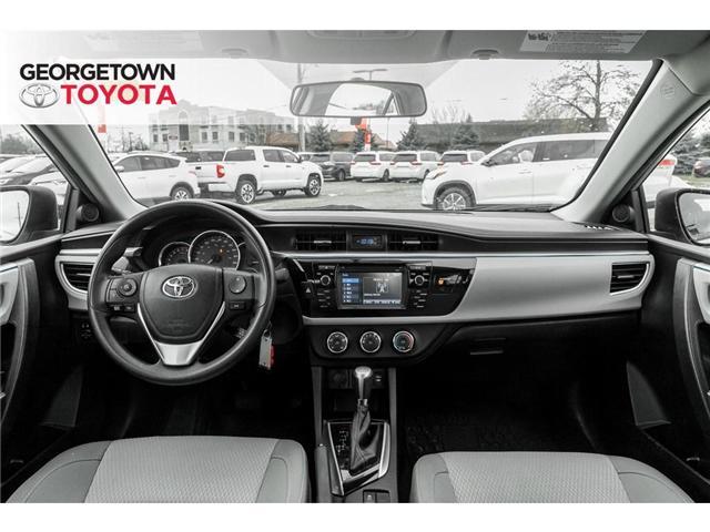 2015 Toyota Corolla  (Stk: 15-85129) in Georgetown - Image 17 of 20