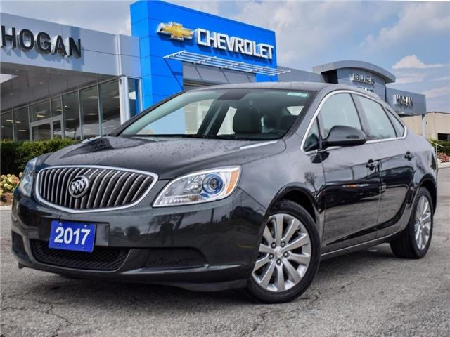 2017 Buick Verano Base (Stk: A103467) in Scarborough - Image 1 of 26