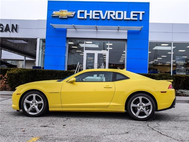 2015 Chevrolet Camaro 1LT (Stk: WN114886) in Scarborough - Image 2 of 23