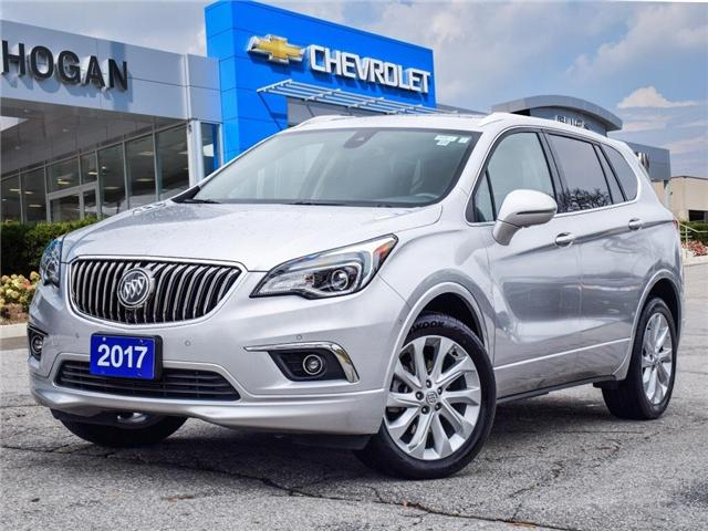 2017 Buick Envision Premium II (Stk: A161943) in Scarborough - Image 1 of 30