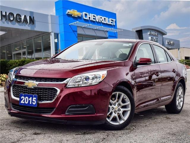 2015 Chevrolet Malibu 1LT (Stk: WN264312) in Scarborough - Image 1 of 28