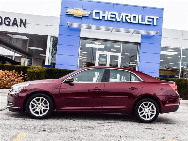 2015 Chevrolet Malibu 1LT (Stk: WN264312) in Scarborough - Image 2 of 28
