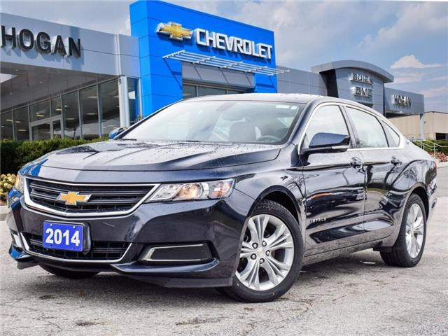 2014 Chevrolet Impala LS ECO (Stk: WN308336) in Scarborough - Image 1 of 25