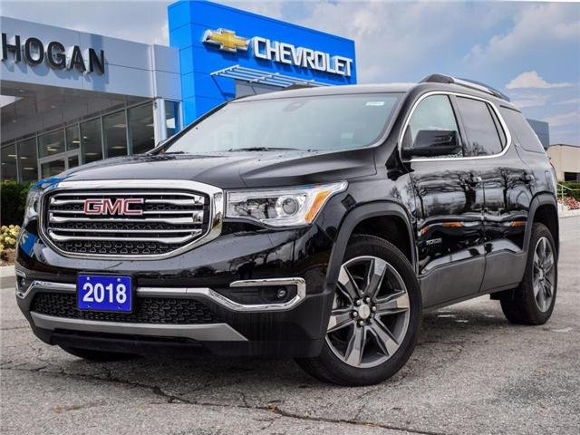 2018 GMC Acadia SLT-2 (Stk: A110237) in Scarborough - Image 1 of 30