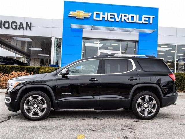 2018 GMC Acadia SLT-2 (Stk: A110237) in Scarborough - Image 2 of 30