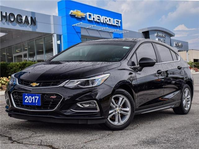 2017 Chevrolet Cruze LT Manual (Stk: WN539106) in Scarborough - Image 1 of 28