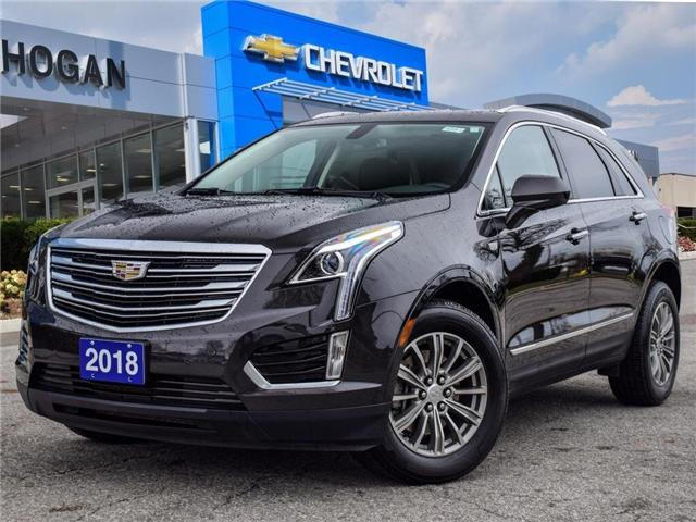 2018 Cadillac XT5 Luxury (Stk: A171126) in Scarborough - Image 1 of 27