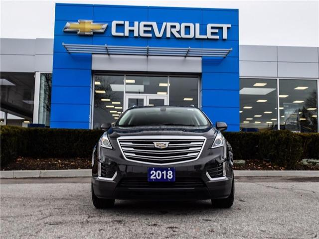 2018 Cadillac XT5 Luxury (Stk: A171126) in Scarborough - Image 4 of 27