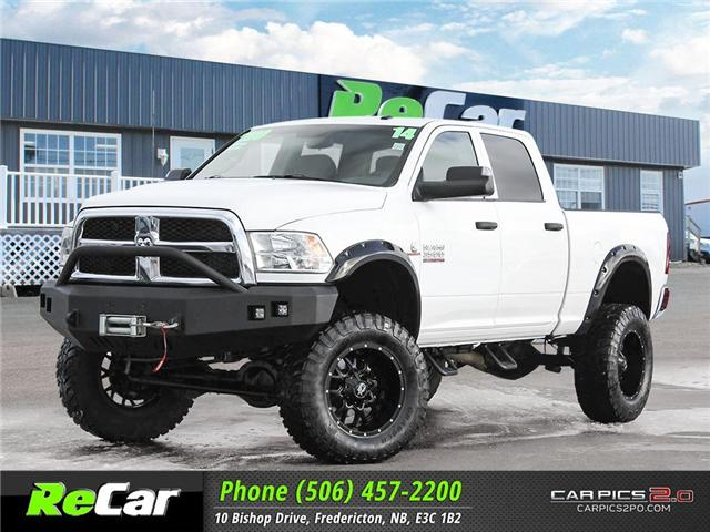 2014 RAM 3500 ST (Stk: 181129A) in Fredericton - Image 1 of 26