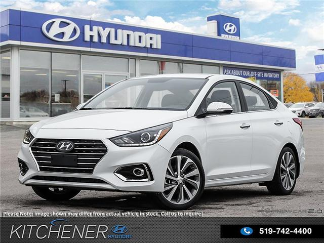 2019 Hyundai Accent Ultimate (Stk: 58276) in Kitchener - Image 1 of 23