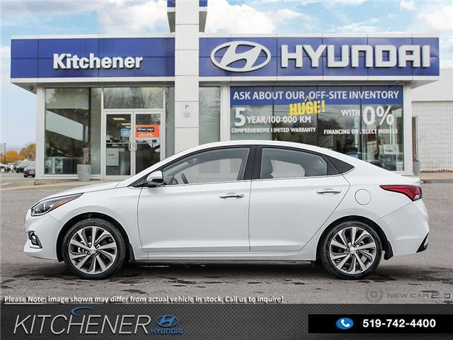 2019 Hyundai Accent Ultimate (Stk: 58276) in Kitchener - Image 3 of 23