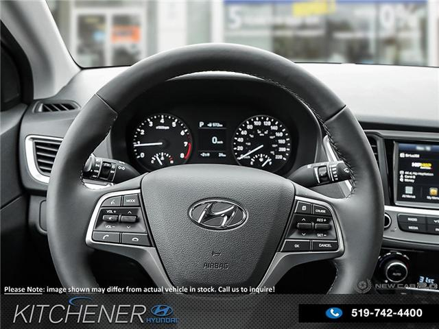 2019 Hyundai Accent Ultimate (Stk: 58276) in Kitchener - Image 13 of 23