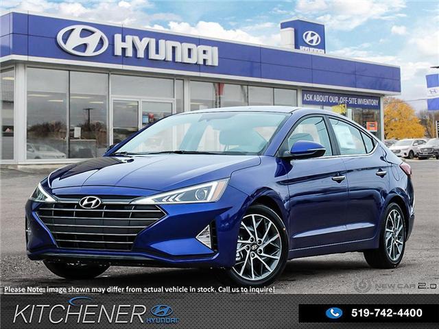 2019 Hyundai Elantra Luxury (Stk: 58412) in Kitchener - Image 1 of 23