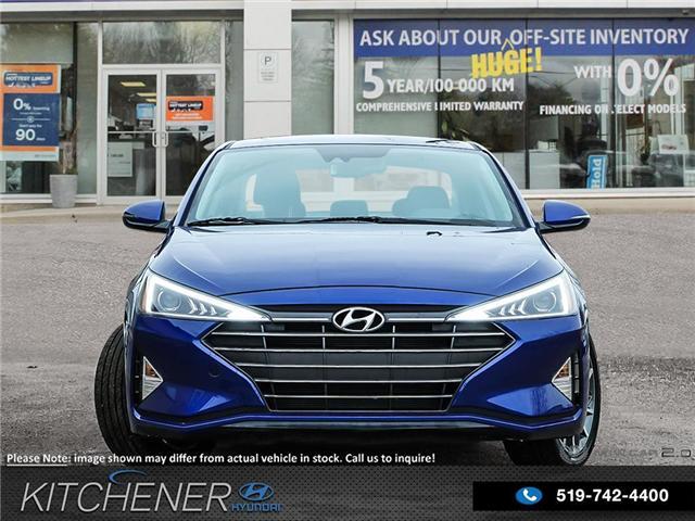 2019 Hyundai Elantra Luxury (Stk: 58412) in Kitchener - Image 2 of 23