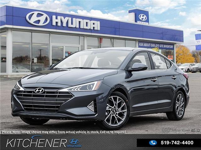 2019 Hyundai Elantra Luxury (Stk: 58374) in Kitchener - Image 1 of 23