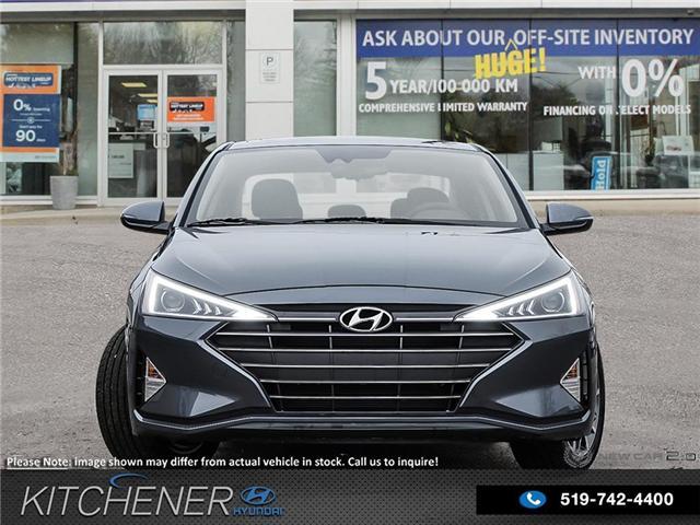 2019 Hyundai Elantra Luxury (Stk: 58374) in Kitchener - Image 2 of 23