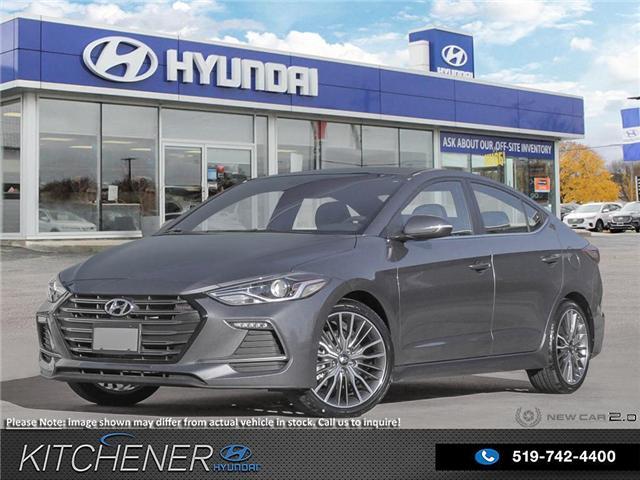 2018 Hyundai Elantra Sport Tech (Stk: P58194) in Kitchener - Image 1 of 23