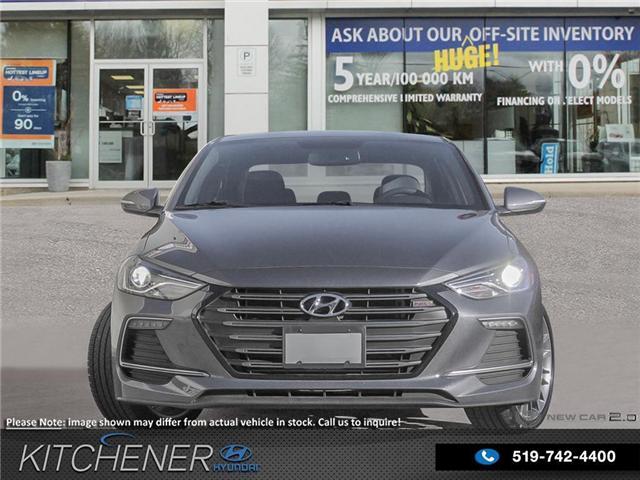 2018 Hyundai Elantra Sport Tech (Stk: P58194) in Kitchener - Image 2 of 23