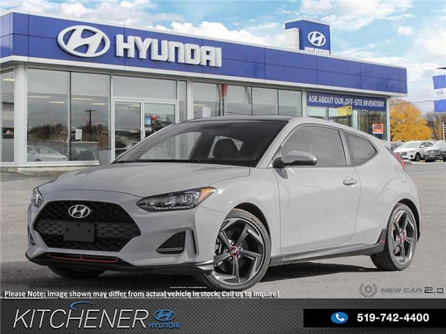 2019 Hyundai Veloster Turbo (Stk: 58171) in Kitchener - Image 1 of 23