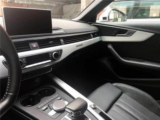 2017 Audi A4 2.0T Technik (Stk: B49910) in Vancouver - Image 9 of 23