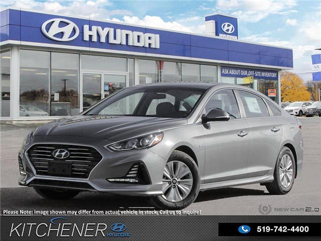 2018 Hyundai Sonata Hybrid GL (Stk: 58177) in Kitchener - Image 1 of 23