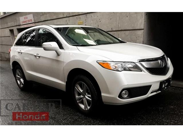 2015 Acura RDX Base (Stk: 2J14711) in Vancouver - Image 1 of 22