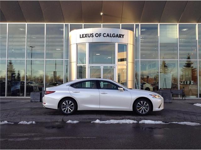 2019 Lexus ES 350 Premium (Stk: 190140) in Calgary - Image 1 of 10