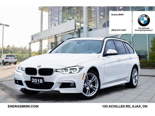 2018 BMW 330i xDrive Touring (Stk: P5685) in Ajax - Image 1 of 22