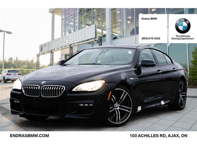 2019 BMW 650 Gran Coupe  (Stk: 60462) in Ajax - Image 1 of 22