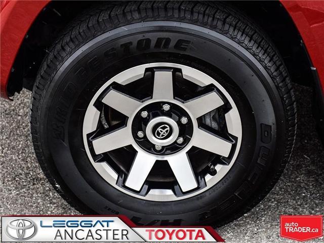 2017 Toyota 4Runner SR5 (Stk: 3750) in Ancaster - Image 8 of 26