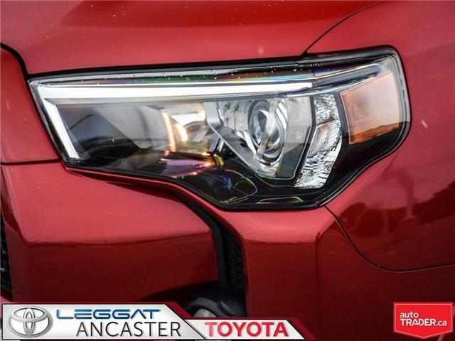 2017 Toyota 4Runner SR5 (Stk: 3750) in Ancaster - Image 9 of 26