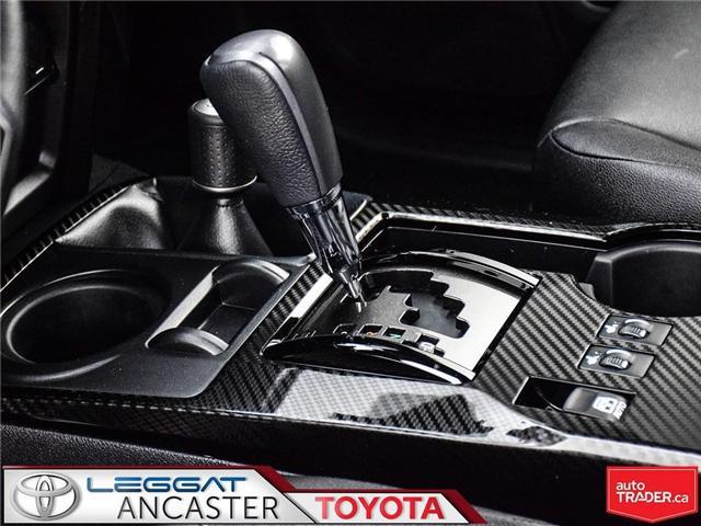 2017 Toyota 4Runner SR5 (Stk: 3750) in Ancaster - Image 11 of 26