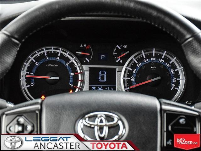 2017 Toyota 4Runner SR5 (Stk: 3750) in Ancaster - Image 18 of 26