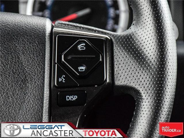 2017 Toyota 4Runner SR5 (Stk: 3750) in Ancaster - Image 19 of 26