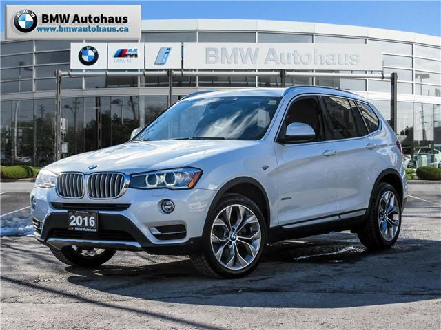 2016 BMW X3 xDrive35i (Stk: P8626) in Thornhill - Image 1 of 25