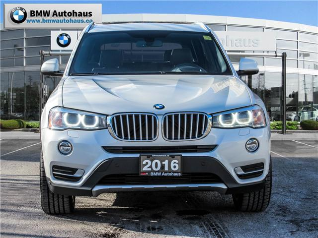 2016 BMW X3 xDrive35i (Stk: P8626) in Thornhill - Image 2 of 25