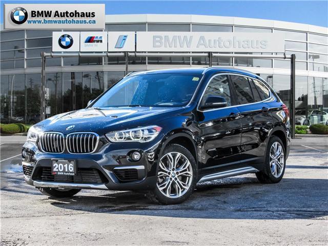 2016 BMW X1 xDrive28i (Stk: P8642) in Thornhill - Image 1 of 22