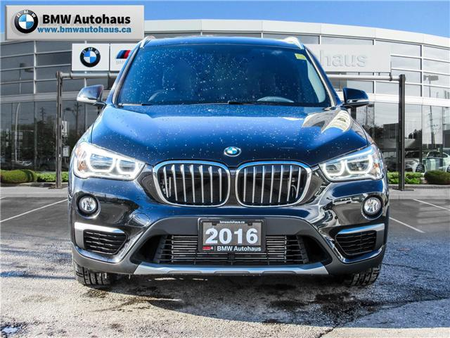 2016 BMW X1 xDrive28i (Stk: P8642) in Thornhill - Image 2 of 22