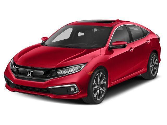 2019 Honda Civic Touring (Stk: F19046) in Orangeville - Image 1 of 1