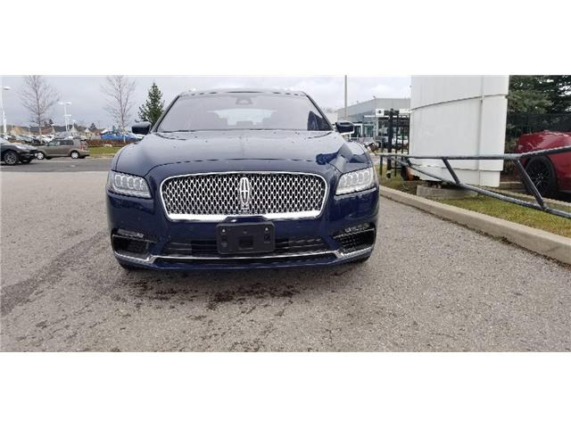 2018 Lincoln Continental Reserve (Stk: P8439) in Unionville - Image 2 of 23