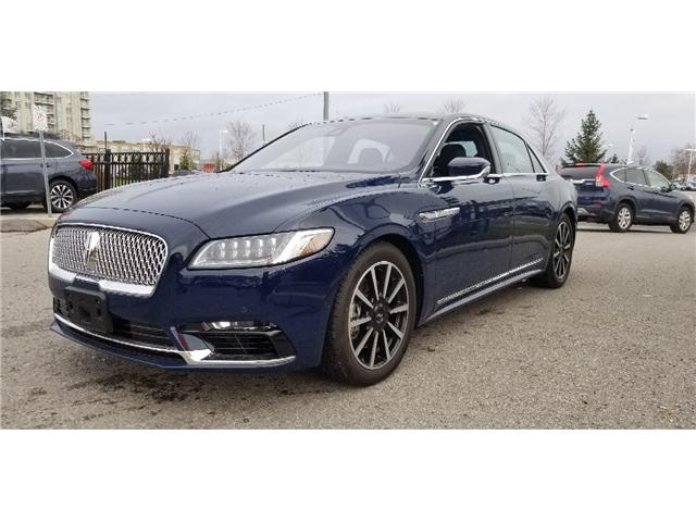 2018 Lincoln Continental Reserve (Stk: P8439) in Unionville - Image 3 of 23