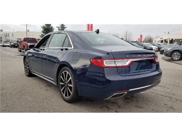 2018 Lincoln Continental Reserve (Stk: P8439) in Unionville - Image 4 of 23