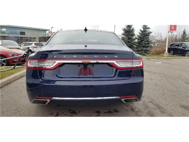 2018 Lincoln Continental Reserve (Stk: P8439) in Unionville - Image 5 of 23