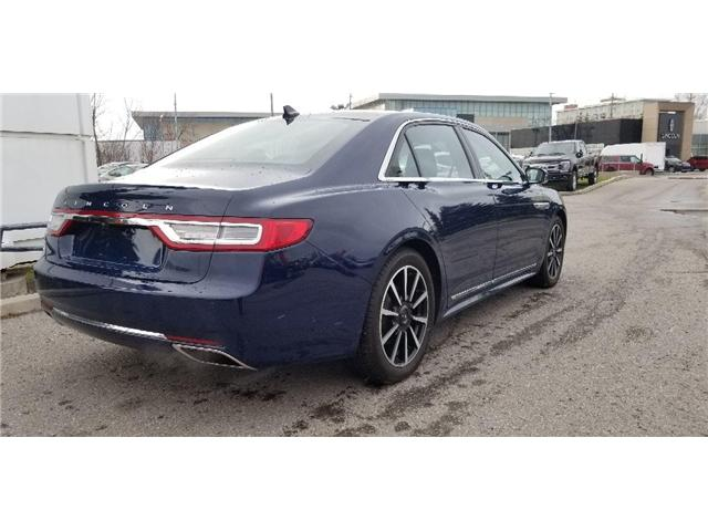 2018 Lincoln Continental Reserve (Stk: P8439) in Unionville - Image 6 of 23