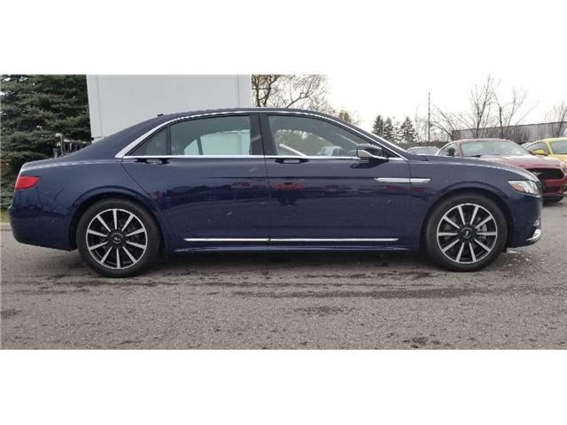 2018 Lincoln Continental Reserve (Stk: P8439) in Unionville - Image 7 of 23