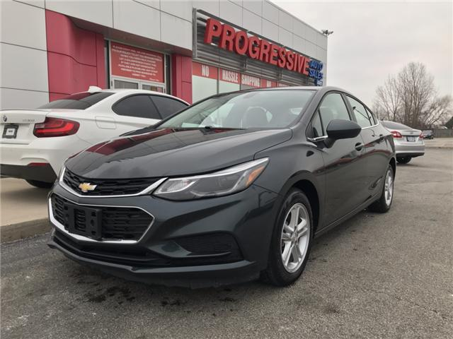 2017 Chevrolet Cruze LT Auto (Stk: HS541543) in Sarnia - Image 1 of 23