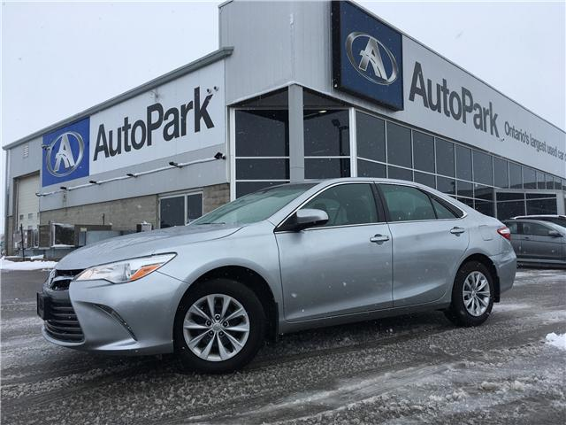 2017 Toyota Camry LE (Stk: 17-46663RJB) in Barrie - Image 1 of 24