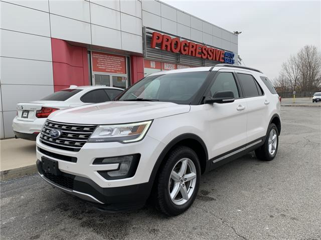 2017 Ford Explorer XLT (Stk: HGB34902) in Sarnia - Image 1 of 25