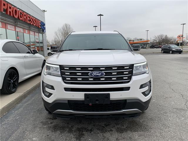 2017 Ford Explorer XLT (Stk: HGB34902) in Sarnia - Image 2 of 25